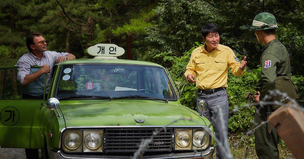 Taeksi woonjunsa – A taxi driver
