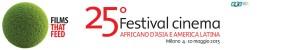 Altera alla 25° edizione del Festival del cinema Africano, d'Asia e America Latina