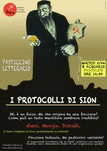 Pasticcino Letterario – Protocolli di Sion – 5/04