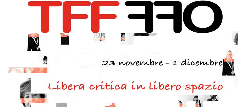 TFF OFF 2018 VIII edizione