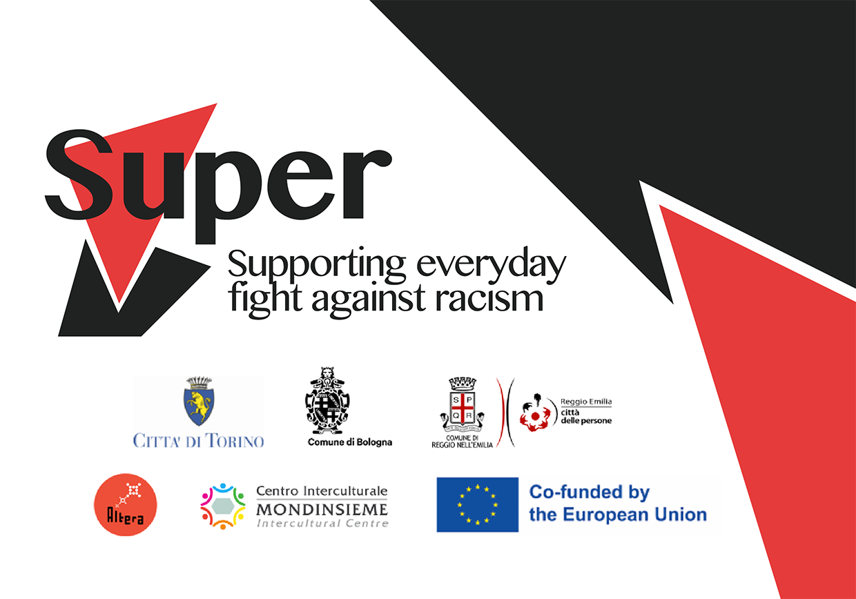 SUPER/ SUPporting Everyday fight Against Racism